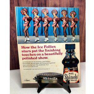 Vintage Accents - Vntg 1960's-1970's Ice Follies Program/Pamphlet